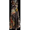 Floral dress - Obleke -