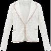 Floral macramé-lace jacket   Giambattist - Suits -