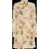 Floral print - sukienki -