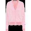 Florence Wool Blend Cardigan Pink - Pulôver - $410.00  ~ 352.14€