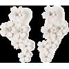 Flower 2 Way Earrings - Earrings -