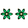 Flower Earrings - Earrings -