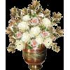 Flower Vase - Plants -