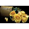 Flowers Plants Yellow - Plants -
