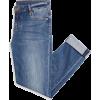 Folded Denim - Jeans -