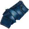 Folded Jeans - Traperice -