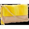 Foley + Corinna Nimble 8601542 Cross Body Yellow Snake - Torbe - $195.00  ~ 167.48€