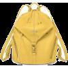 Folie Folie Yellow backpack - Backpacks - 300.00€  ~ $349.29