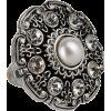Forever 21 Ring Silver - Prstenje -