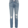 Frame Le Boy mid-rise cropped jean - Jeans - $280.00