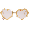 Francis de Lara  Jeweled Sunglasses - Occhiali da sole - $16,555.00  ~ 14,218.84€