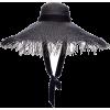 Frayed Straw Hat - Chapéus -