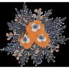 Freepik floral illustration - Ilustracije -