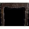 French early 19th c fireplace mantel - Namještaj -
