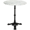 French marble  bistro chair - Arredamento -