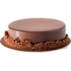 French pastry chocolat cake - Lebensmittel -