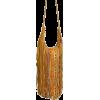 Fringe bag - Dresses -