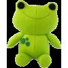 Frog Stuffed Animal - Items -