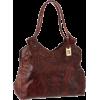 Frye Vintage Stud Shoulder Bag Burnt Red - Bag - $347.95