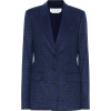 GABRIELA HEARST Olga checked wool-blend - Jacket - coats - $1,890.00