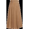GABRIELA HEARST brown neutral corduroy - Skirts -