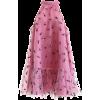 GANNI €599.00 EMBROIDERED DRESS - Kleider -
