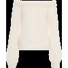 GANNI Julliard mohair and wool sweater - Pullovers -