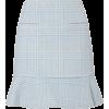 GANNI Woodside Mini Skirt - Faldas -
