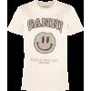 GANNI graphic-print T-shirt - Magliette -