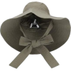 GANNI green hat - ハット -