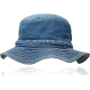 GANNI washed denim hat - Hat -