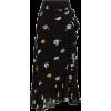 GANNI wrap skirt - Skirts -