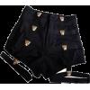 GARTER SHORTS - Shorts -