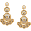 GAS BIJOUX Sequin double earrings - Kolczyki -