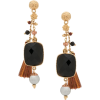 GAS BIJOUX Serti Pondicherie earrings - Earrings -