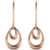 GEORG JENSEN 18kt rose gold Offspring ea - Earrings -