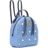 GG Marmont embellished backpack - 背包 -