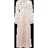 GIAMBATTISTA VALLI Floral-embroidered tu - ワンピース・ドレス -