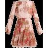 GIAMBATTISTA VALLI pink floral dress - Vestiti -