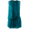 GIANLUCA CAPANNOLO Gathered pleat dress - Dresses -