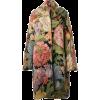 GIANLUCA GABRIELLI VINTAGE - floral embr - Chaquetas -