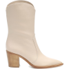 GIANVITO ROSSI Denver leather ankle boot - Boots -