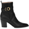 GIANVITO ROSSI Leather ankle boots - Boots -