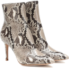 GIANVITO ROSSI Levy 85 python leather an - Boots - £1.59  ~ $2.09