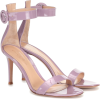 GIANVITO ROSSI Portofino 85 patent leath - Classic shoes & Pumps -