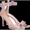 GIANVITO ROSSI Portofino 85 patent leath - Sandals - 620.00€  ~ $721.87