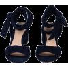 GIANVITO ROSSI Sandals - Sandals -