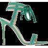GIANVITO ROSSI Sandals - Sandale -