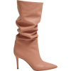 GIANVITO ROSSI Suzan 85 knee-high leathe - Buty wysokie -