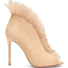 GIANVITO ROSSI  Vamp 105 suede ankle boo - Boots -
